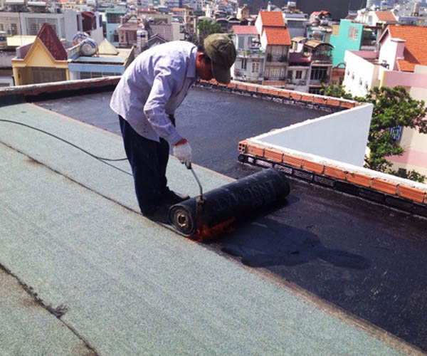 Roofing company in Ho Chi Minh City